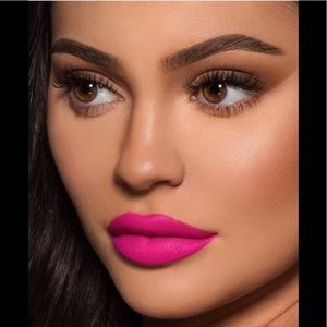 Say no more velvet lip kit Kylie Cosmetics